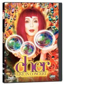 Cher   Live in Concert: Cher, Bubba Carr, Aaron James Cash, Suzanne Easter, Kristin Willits, Tovaris Wilson, Addie Yungmee, Paul Mirkovich, Don Boyette, Stacy Campbell, Pattie Darcy, Mark Schulman, Ken Sharp, David Mallet, Anthony Eaton, Danny Harris, Lind