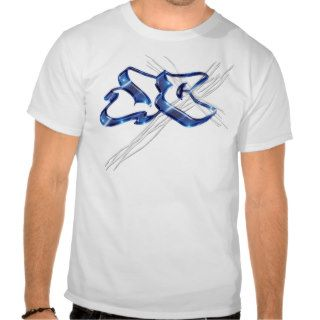 JC Jesus Christ Graffiti T shirts