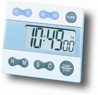 General Tools & Instruments TI388 Digital 4 Channel Timer and Clock