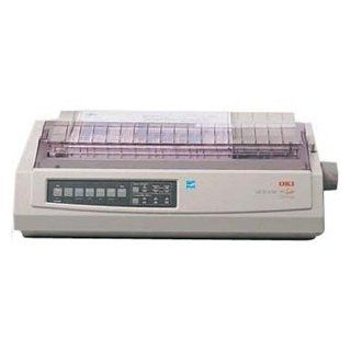 Oki MICROLINE 391 Turbo/n Dot Matrix Printer. ML391 TURBO/N 24PIN WIDE 390CPS PAR USB ENET 120V ESC/P2 DOT. 24 pin   360 x 360 dpi   Parallel, USB: Office Products
