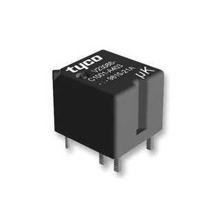 TE CONNECTIVITY   V23086C1001A403   SIGNAL RELAY, SPDT CO, 12VDC, 20A, THD: Industrial & Scientific