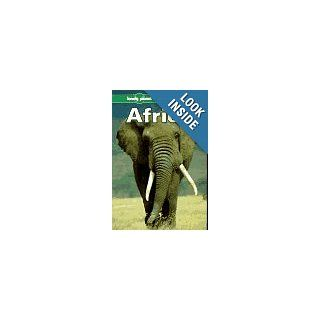 Lonely Planet Africa (Lonely Planet Africa on a Shoestring): Geoff Crowther, Hugh Finlay, Geert Cole, David Else: 9780864422880: Books