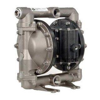 Ingersoll Rand   PD10A ASS STT   Diaphragm Pump, 1 NPT, 52.2 GPM: Home Improvement