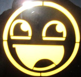 SO MUCH WIN! Vinyl rage face meme decal sticker Anonymous anon 4chan 9gag: Everything Else