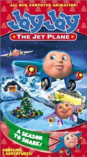 Jay Jay the Jet Plane   A Season to Share [VHS]: Mary Kay Bergman, Jennifer Delora, Sandy Fox, Eve Whittle, Chuck Cirino, Tony Fisher, Douglas Rask, Geoff Blain, John Semper: Movies & TV