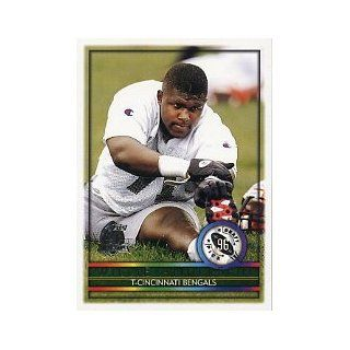 1996 Topps #431 Willie Anderson RC: Sports Collectibles