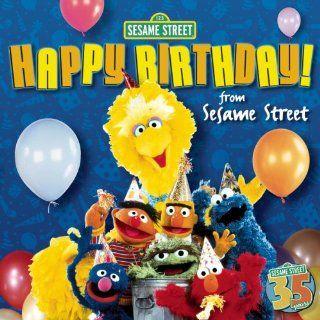 Happy Birthday From Sesame Street (Jewel Case) Music