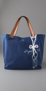 Anya Hindmarch Large Gym Tote