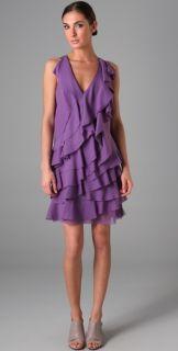 Derek Lam Ruffle Dress