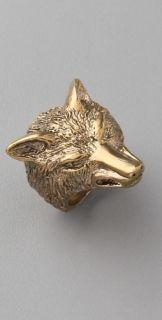 Alkemie Jewelry Wolf Ring
