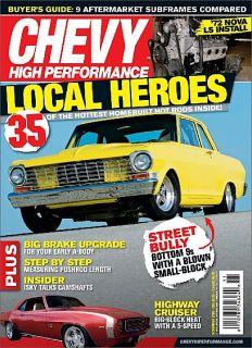 Super Chevy Magazine   Books & Magazines   Magazines   Automotive