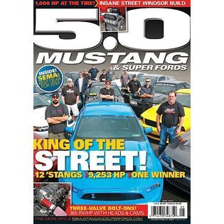 Muscle Mustangs & Fast Fords Magazine   Books & Magazines   Magazines   Automotive