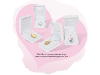 925 Sterling Silver 16mm Cat Heart Locket   Chain Included