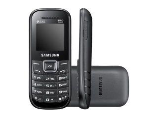 Samsung Keystone 2 E1205L Black Unlocked GSM Extreme Durability Cell Phone