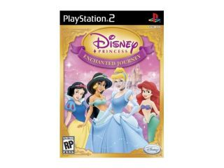 Disney Princess: Enchanted Journey PlayStation 2 (PS2) Game Disney