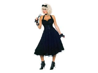 80's Material Girlie Costume   Rock Star and Diva Costumes