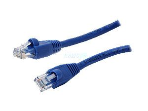 Rosewill RCW 552 3ft. /Network Cable Cat 6 /Blue