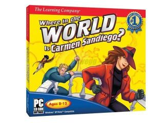 Encore Software Where In The World Is Carmen Sandiego