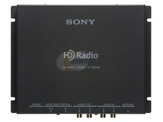 SONY XT 100HD HD Radio Tuner