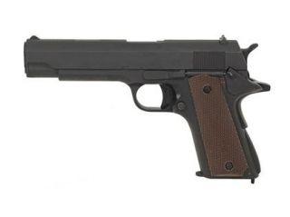 Electric 1911A1 AEP Pistol Full Auto Handgun FPS 350 Airsoft Gun By AirsoftRC
