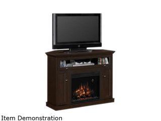 """ClassicFlame Windsor Collection 46"""" Wide Advantage Electric Fireplace (Oak Espresso) 23DE9047 PE91"""