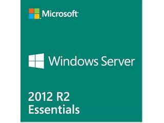 Microsoft Windows Server 2012 R2 Essentials 64B 1 2CPU   Server Software