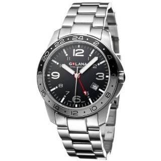 Golana Swiss Mens AQ200 2 Aqua Pro 200 Quartz Watch Watches